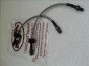 Передние тормозные армированные шланги ВАЗ 2108-2170. АвтоСпорт