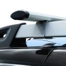 Багажник для Рено Дастер аэродинамический с 2015 г.в. и далее